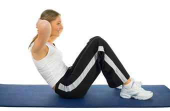 Situps are an effective way to build your abdominal muscles.