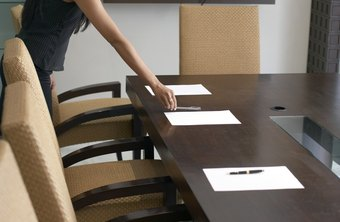 Furniture arrangement plays a role in encouraging or discouraging communication.