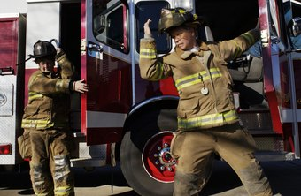 Airport firefighters start by earning basic firefighting certifications.
