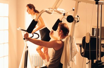 A good workout routine has both cardio and resistance elements.