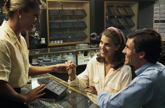 Good customer relationships may be a strength of your jewelry store.