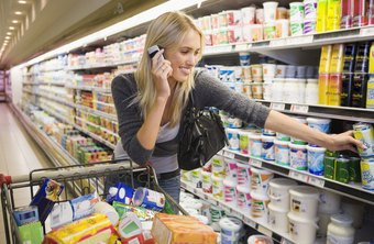 Grocery stores are low-margin, high-volume businesses.