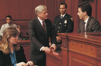 Forensic psychologists are often called as expert witnesses in criminal trials.