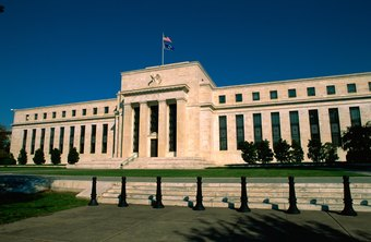 Federal Reserve in Washington D.C.