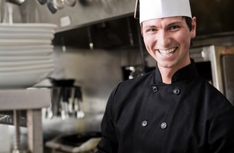Chefs are usually the highest-paid workers in a kitchen.