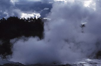 Geothermal engineers take advantage of natural energy sources.