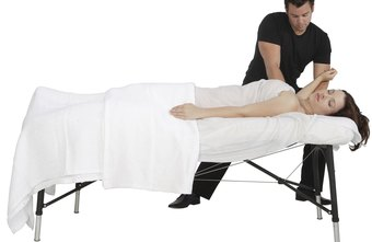 Most massage therapists are self-employed.