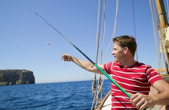 Navionics can help you find the best fishing spots.