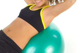 Crunches are more effective on an exercise ball.