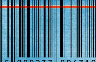 Bar codes are read by optical scanners.