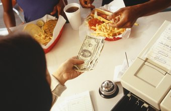 good customer service skills are important for a fast food cashier