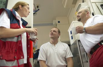 Paramedic supervisors must show an ability to work with others.