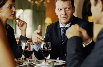 Independent contractors can deduct 50 percent of business-meal expenses.