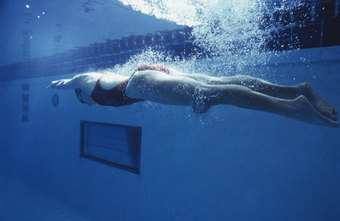 Underwater swimming requires strong and efficient lungs.