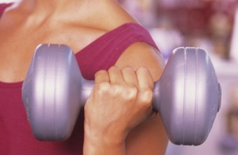 Start with a light weight dumbbell so you can learn proper form first.