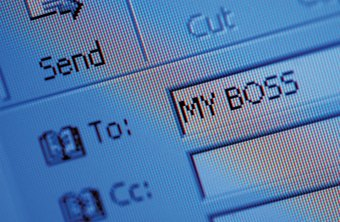 Businesses should have a policy to address email abuse.