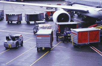An airline baggage handler's salary gradually increases over time.