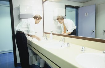 Maintain clean, well-stocked restrooms in your workplace.
