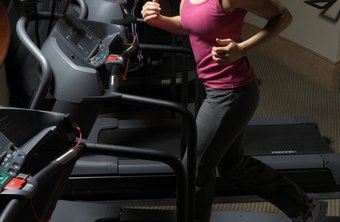 A treadmill will activate a number of muscles in your hips, thighs and lower legs.