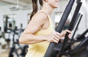 Stair steppers can help lose fat throughout the body.