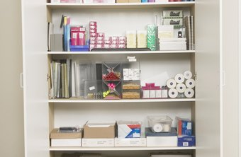Make your business more efficient with a centralized supplies area.