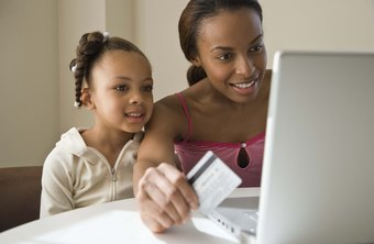 Personal data can include credit history and credit card transactions.
