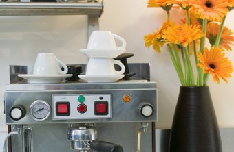 Making espresso requires more training than simply flipping a switch.