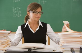 Tenured teachers are assumed to be performing satisfactorily unless the opposite is proved.