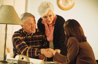 Bookkeepers and financial advisers can provide in-home services for the elderly.