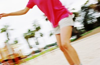 Roller skating is an efficient activity for burning calories.