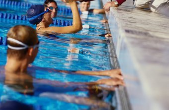 Use your swimming skills to teach at a pool.