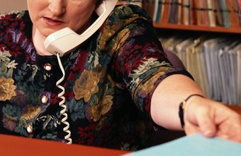 Medical office specialists can spend work time on the phone.