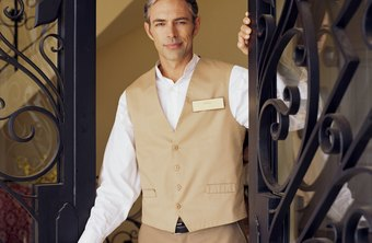 A doorman must have a good mix of customer service and security skills.  sc 1 st  Work - Chron.com - Houston Chronicle & How to Work as a Doorman | Chron.com