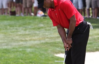 Exercising can help your game, even if you're not Tiger Woods.