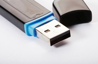 Thumb drives make a convenient backup medium.