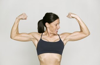 Transform arm flab with resistance training.
