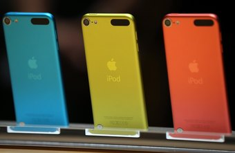 The iPod Touch provides support for third-party apps through the App Store.