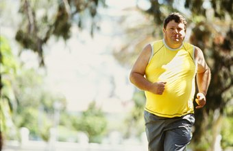 Cardiovascular exercises such as jogging can help you lose your belly fat.