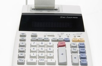 Re-ink your adding machine ribbon to save on office supplies.