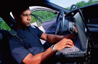 Laptops are just one of many technology-based law enforcement tools.