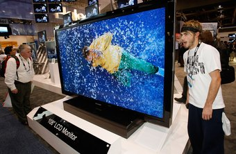 How to Upgrade the Firmware on a Sharp Aquos TV | Chron com