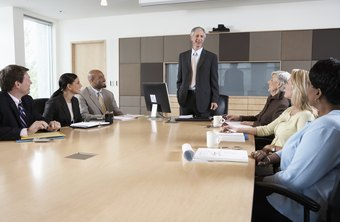 how to make a correction to corporate board minutes chron com