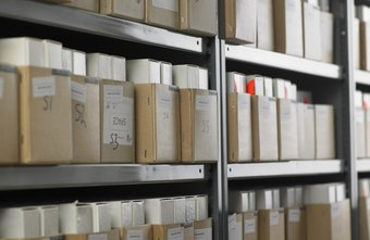 Storage facilities serve as a special form of service industry.