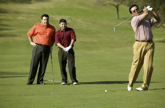 Sponsoring a golf tournament provides your business with valuable exposure.