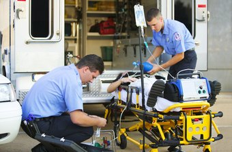 Combat medics learn skills that are valuable in civilian paramedic jobs.