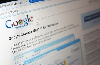 Can't See the Theme in Chrome | Chron com