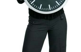 Time management consultants teach others how to be efficient and effective.