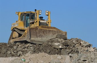Some heavy equipment mechanics specialize in bulldozers.