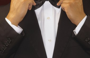 Wear a bow tie to a formal business event.