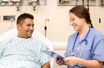 Registered nurses in Canada can take additional training to become nurse practitioners.